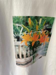 【制作実績】リリーズハウス湯浅花園様からTシャツをご注文いただきました!